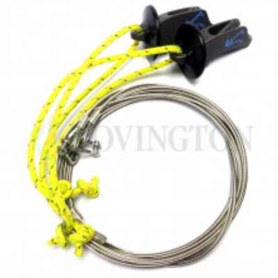 29er Trapeze wires excl ring & cord - pair