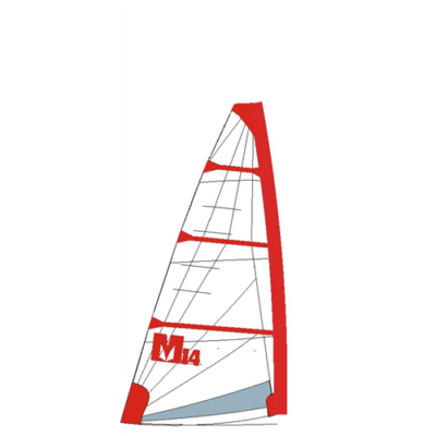 M14 RED SAIL
