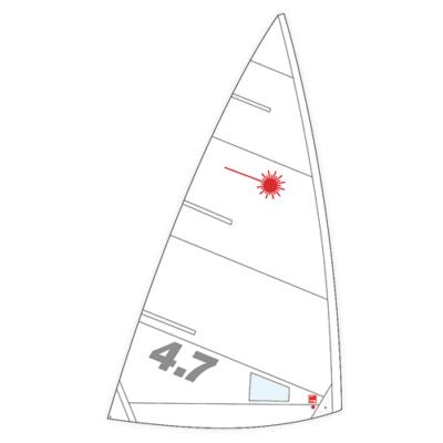 LASER 4.7 vitorla