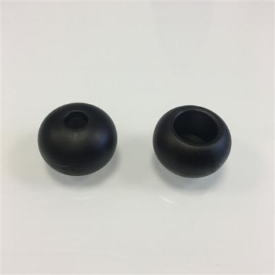 Műanyag golyó OD:44mm ID:12mm Fekete