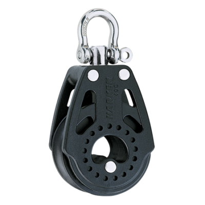 Harken 40 mm Block — Swivel Csiga