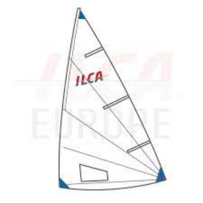 ILCA 6 vitorla (LASER kompatibils)