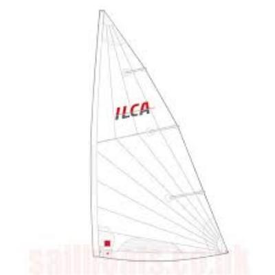 ILCA 7 vitorla (LASER kompatibils)