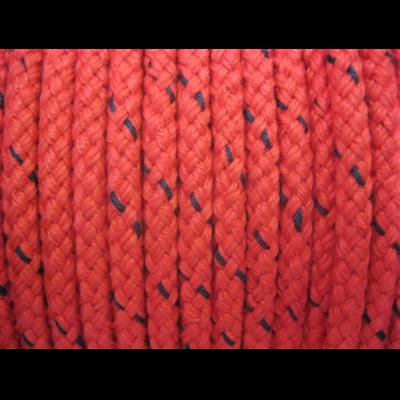 MARLOW 8PLT MATT PES RED 6mm