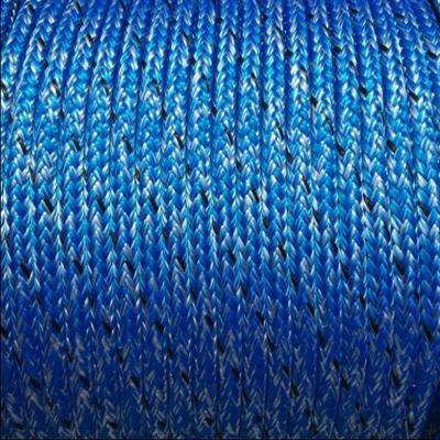 MARLOW D/BRAID PES 8mm MARBLE BLUE