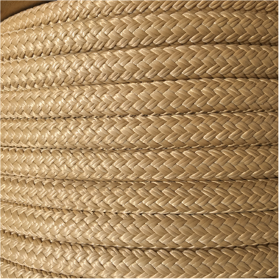 MARLOW D/BRAID 12mm SOLID BEIGE