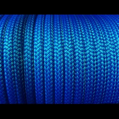 MARLOW D/BRAID 8mm SOLID BLUE