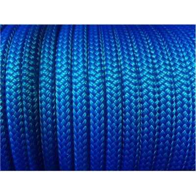 MARLOW D/BRAID 8mm SOLID BLUE