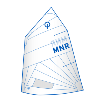NORTH SAILS Optimist MNR-2 Bi-Radial Vitorla