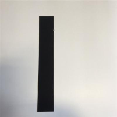 VITORLASZÁM 235mm 1 fekete
